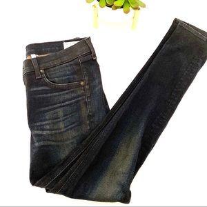 Rag & Bone Skinny Dark Indigo Jeans size 29